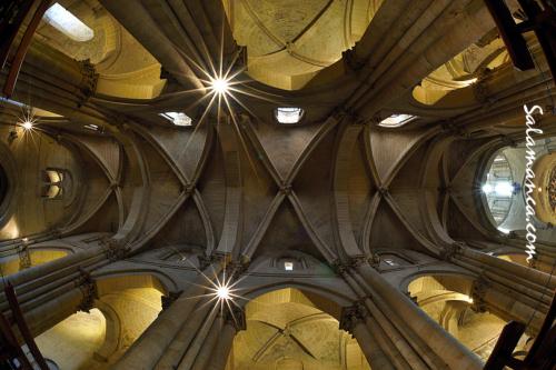 Entre claves y nervios... Mirando el cielo en la Catedral Vieja