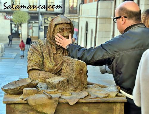 Salamanca a las turroneras albercanas (V)