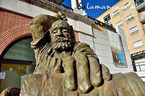 Salamanca a las turroneras albercanas (VIII)