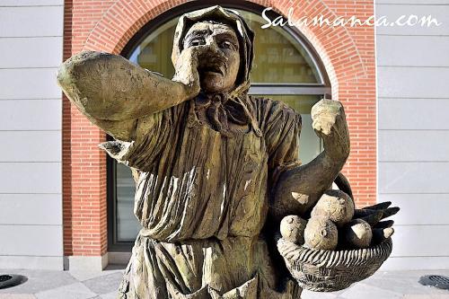 Salamanca a las turroneras albercanas (VII)