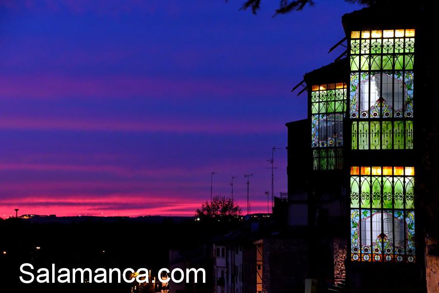Huerto de Calixto y Melibea, Salamanca.