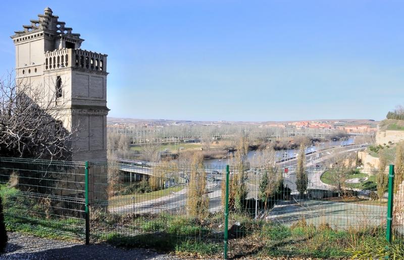 Alcazar de San Juan, Salamanca.