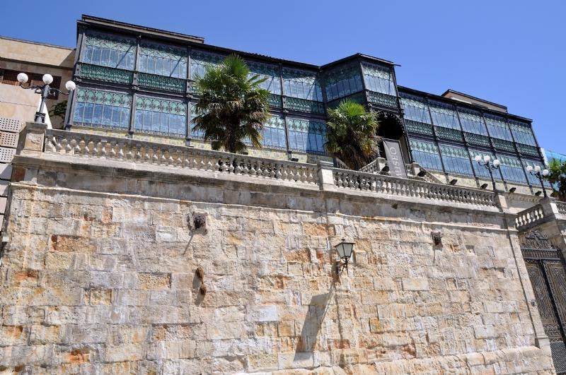 Casa Lis, Salamanca.