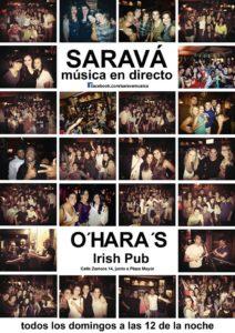 O'Hara's Saravá Salamanca