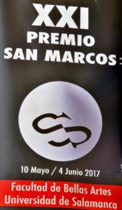 XXI Premios San Marcos, Salamanca