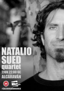 Natalio Sued Quartet, Alamisa, Salamanca