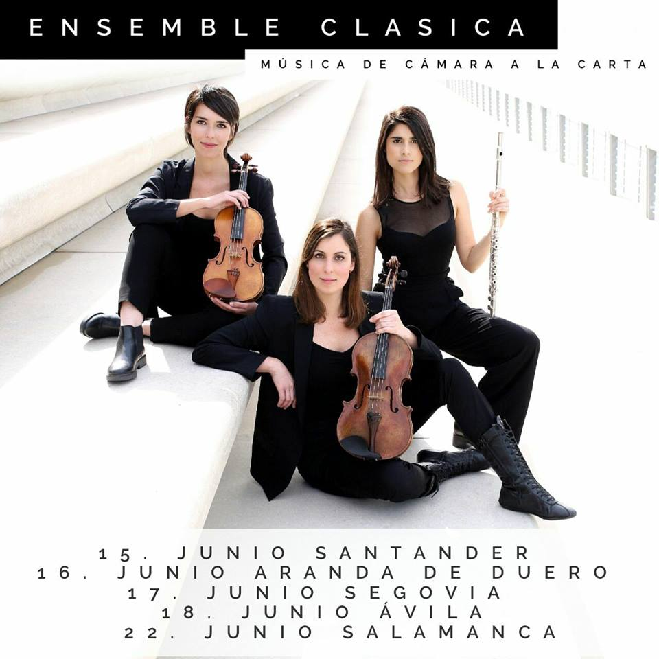 Ensemble Clásica, Salamanca
