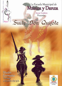 Suite Don Quijote, Béjar