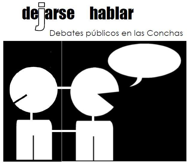 Dejarse hablar, debates públicos en las Conchas, Salamanca