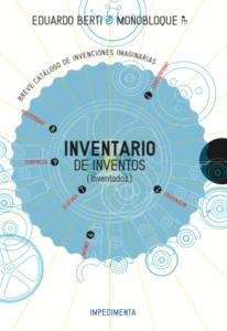 Inventario de inventos inventados, Libro