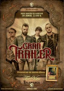 Gran Trailer, Salamanca