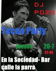 La Sociedad Hard Rock Club, Salamanca