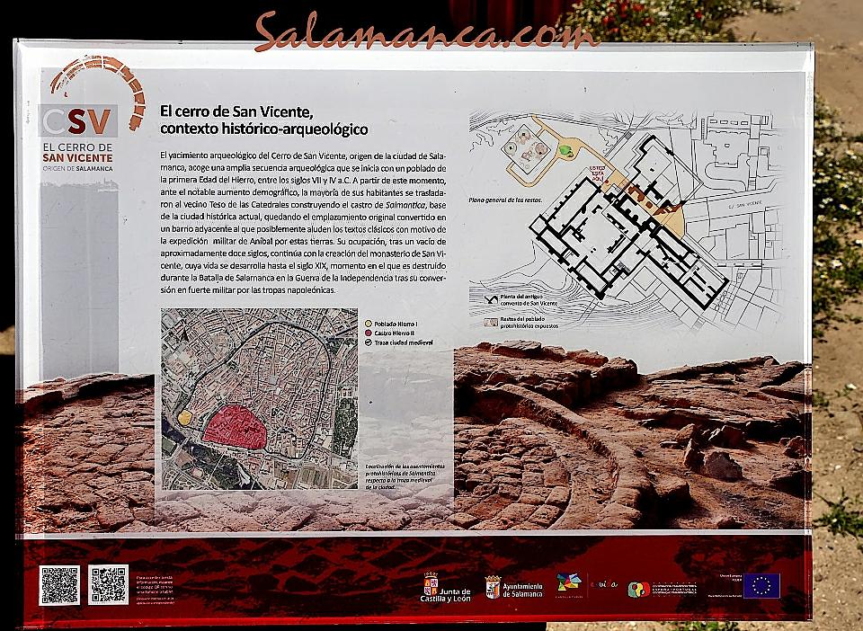 Cerro de San Vicente, Salamanca