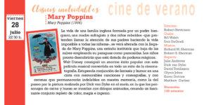 Mary Poppins, Cine al Aire Libre