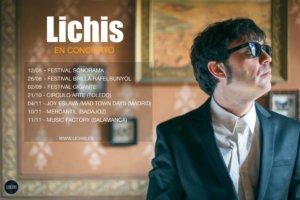 Lichis, Salamanca