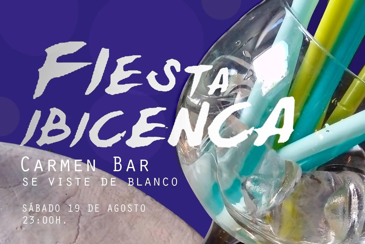 Carmen Bar, Agosto 2017