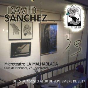 David Sánchez, La Malhablada