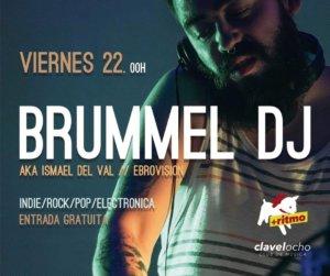 Brummel Dj Clavel Ocho Salamanca Septiembre 2017