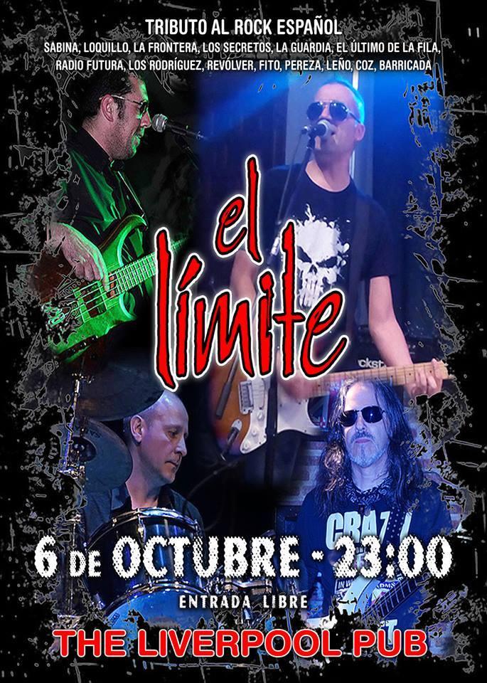 El Límite The Liverpool Pub Salamanca Octubre 2017