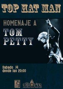 Homenaje a Tom Petty El Otro Lado Bar Salamanca Octubre 2017