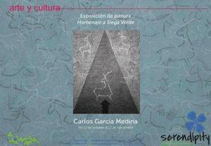 Carlos García Medina Homenaje a Siega Verde Serendípity Salamanca Octubre y noviembre 2017