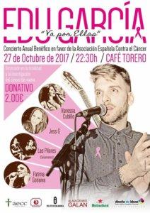 Va por ellas Sala Torero Salamanca Octubre 2017