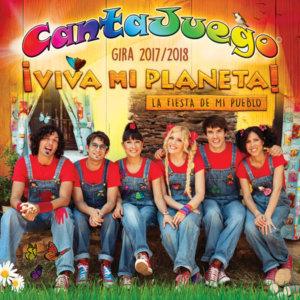 Cantajuego Viva mi planeta La fiesta de mi pueblo Salamanca Diciembre 2017