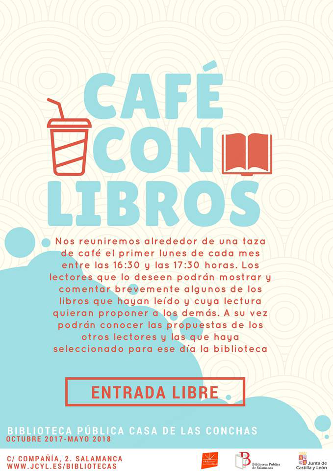 Casa de las Cochas Café con Libros Salamanca
