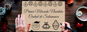 Plaza de Anaya I Mercado Navideño Ciudad de Salamanca 2017-2018