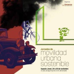 Espacio Joven Jornadas de Movilidad Urbana Sostenible Ganemos Salamanca Noviembre 2017