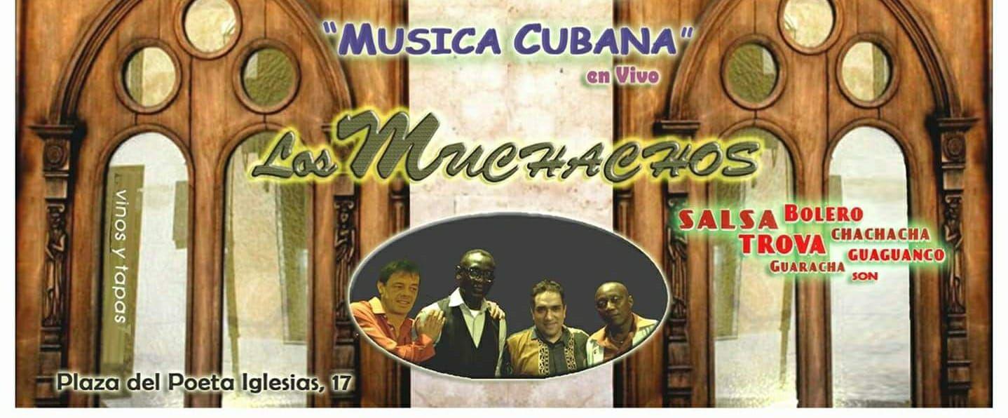 The Molly's Cross Los Muchachos Salamanca Noviembre 2017