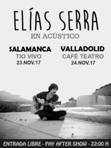 Tío Vivo Elías Serra Salamanca Noviembre 2017