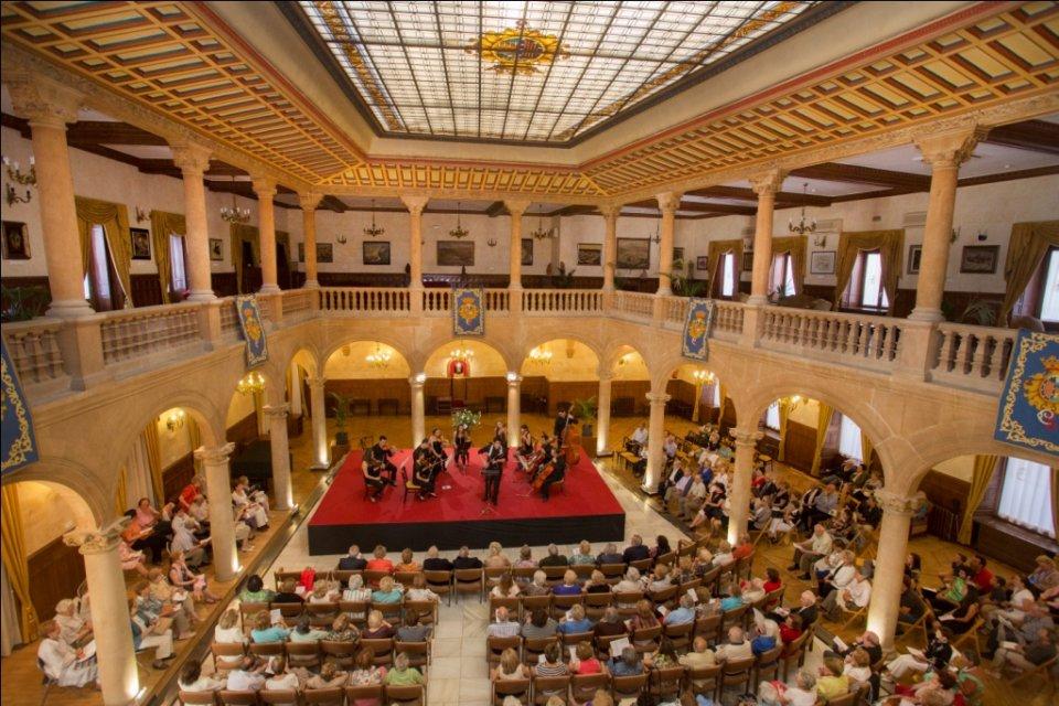 Casino de Salamanca Orquesta de Cámara Noviembre 2017