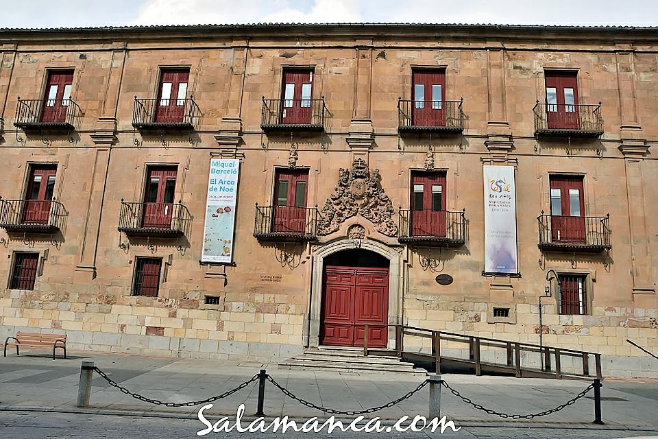 Hospedería Fonseca Salamanca