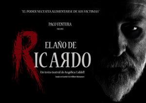 Espacio __Almargen Roberto Ventura El año de Ricardo Salamanca Diciembre 2017