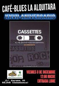 La Alquítara Cassettes Béjar Diciembre 2017