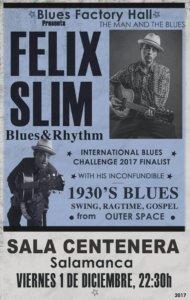 Centenera Felix Slim Salamanca Diciembre 2017