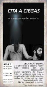 La Malhablada Cita a ciegas Salamanca Diciembre 2017