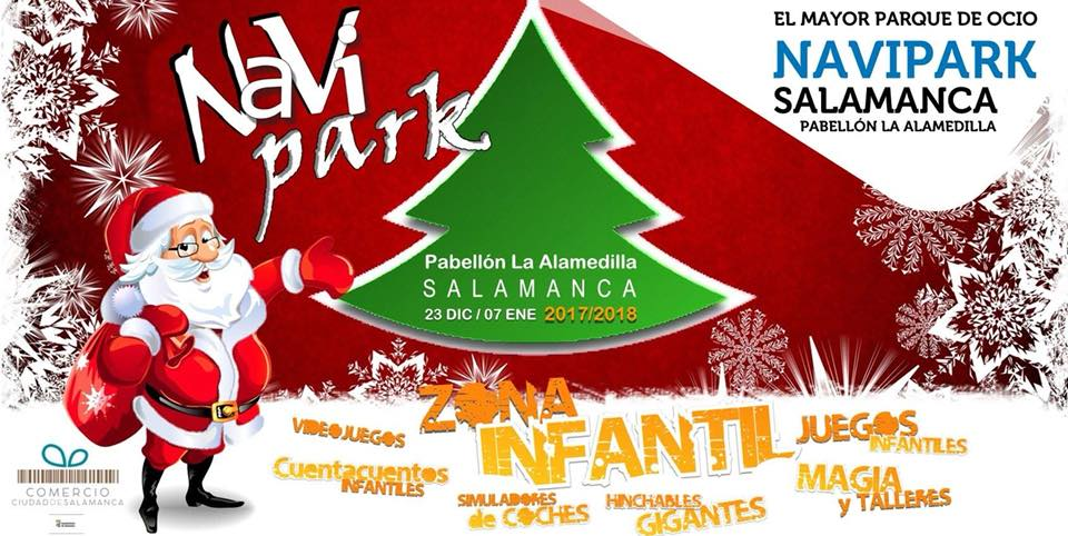 La Alamedilla Navipark Diciembre 2017 Enero 2018
