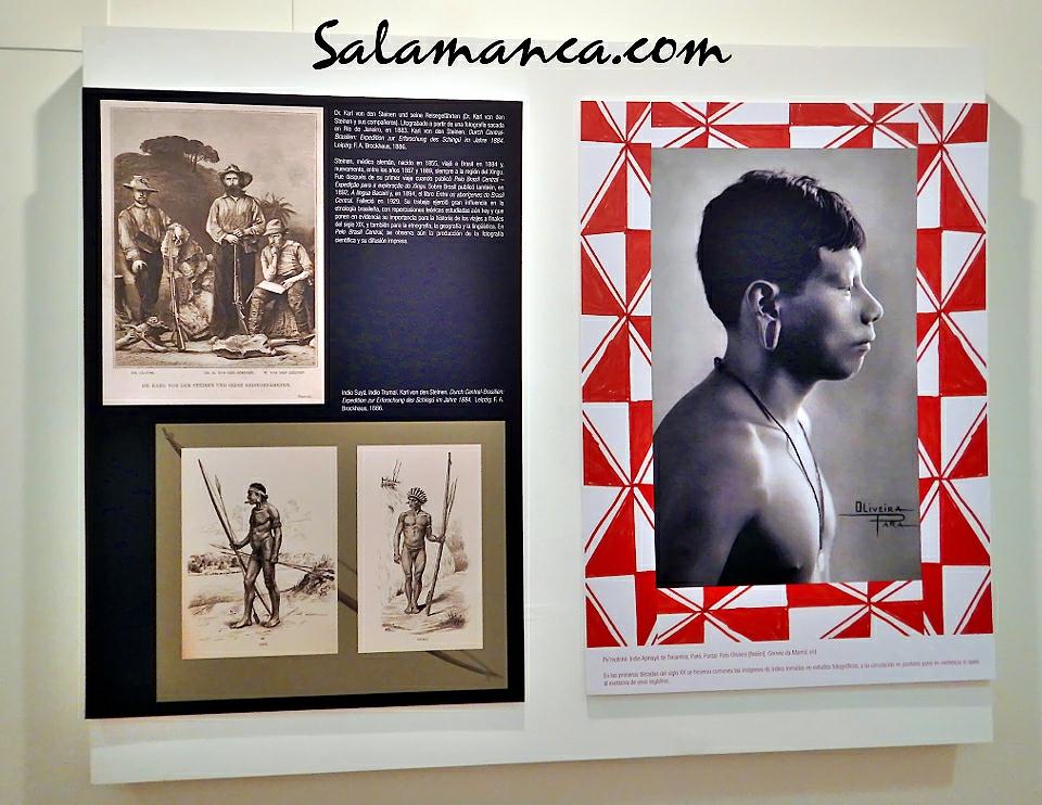 Centro de Estudios Brasileños Itinerarios indígenas Salamanca