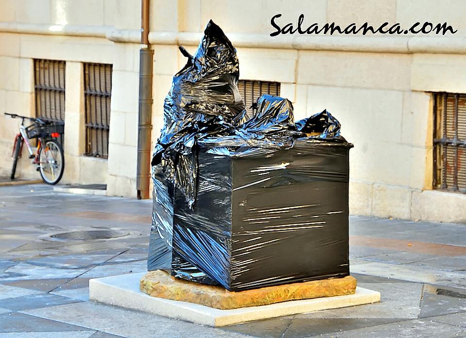 Salamanca a las turroneras albercanas.