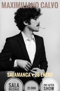 Sala Micenas Adarsa Maximiliano Calvo Salamanca Enero 2018
