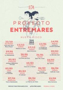 La Malhablada Proyecto Entremares Salamanca Enero 2018