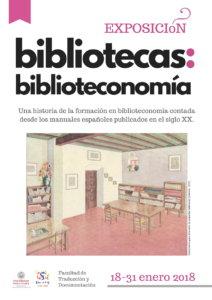 Facultad de Traducción y Documentación Bibliotecas: biblioteconomía Salamanca Enero 2018