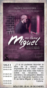 La Malhablada Me llamo Miguel Salamanca Enero 2018