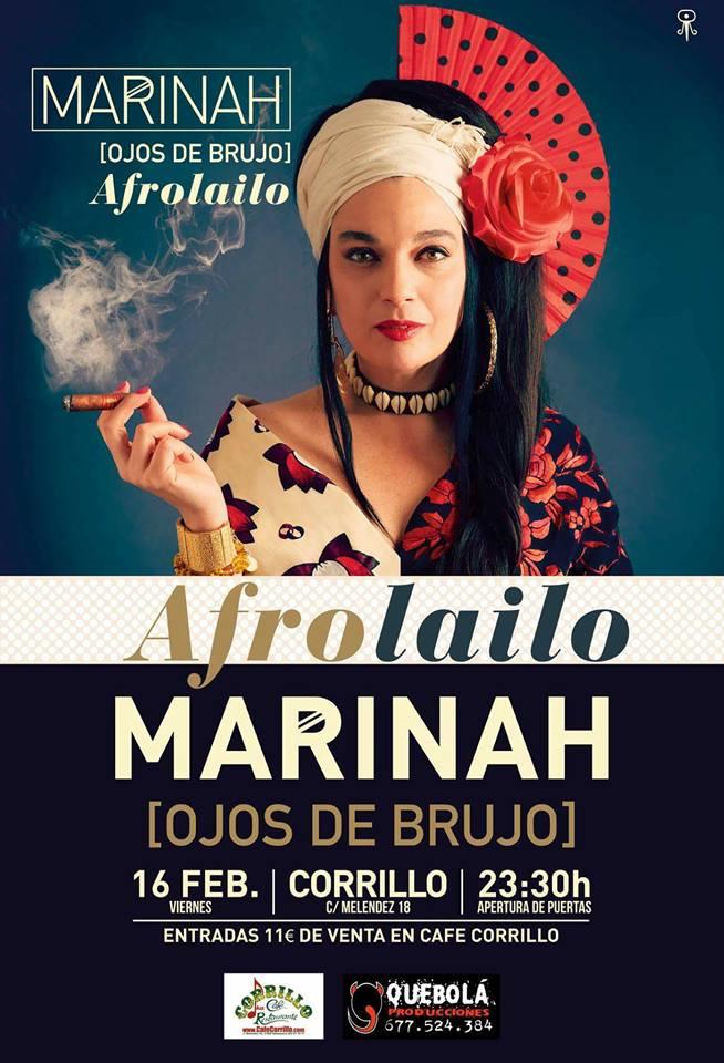 Café Corrillo MarinaH Febrero 2018