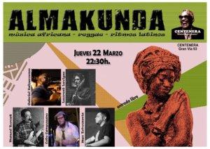 Centenera Almakunda Salamanca Marzo 2018