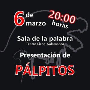 Teatro Liceo Pálpitos Salamanca Marzo 2018