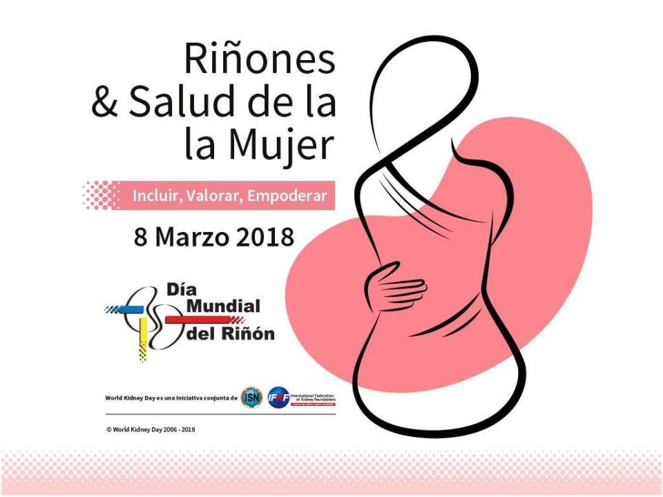 Día Mundial del Riñón ALCER Salamanca Marzo 2018