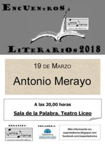 Teatro Liceo Antonio Merayo Pentadrama Salamanca Marzo 2018